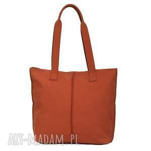 duża torba, worek z nubuku 2605, torebka, prezent, duża, wygodna