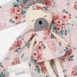 zestaw zuzia sukienka i lalka, dla dziewczynki, prezent
