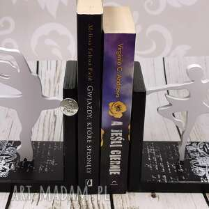 podpórki pod książki - baletnice dr1, podpórki, podstawki, drewniane, balet
