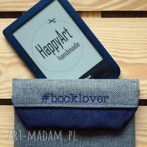 etui na czytnik - booklover, pokrowiec, etui, czytnik, e book, prezent