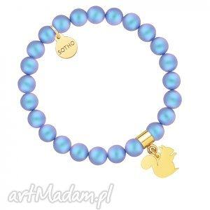 sotho perłowa bransoletka z pereł swarovski® crystal