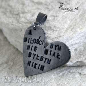 Prezent Miłość, serce, srebro, prezent