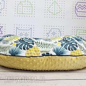 handmade dla dziecka duża poduszka do karmienia anansy