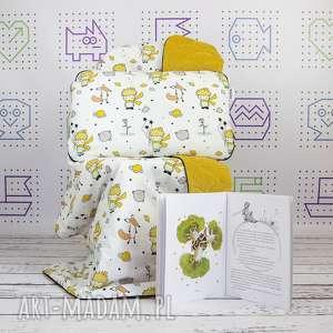 Zestaw mały książę do łóżeczka dla dziecka nuvaart zestaw,