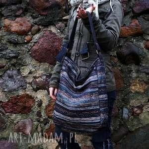 iks vege navaho brąz, torba, torebka, folk, etno, navaho, vegan, pod choinkę prezent