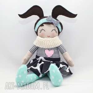 lalka przytulanka heidi, 43 cm, lala, przytulanka, prezent
