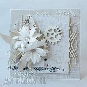 w dniu Ślubu - w pudełku - ślub, gratulacje, życzenia