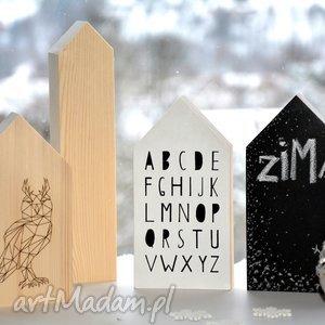 ręcznie robione pokoik dziecka domki drewniane