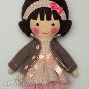 Prezent MALOWANA LALA MIA, lalka, zabawka, przytulanka, prezent, niespodzianka