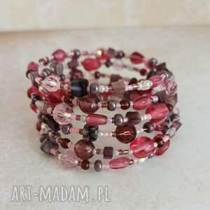 rosalita ii, bransoletka, elegancka, dziewczęca, wieczorowa, bogata, kolorowa