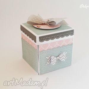 ślubny exploding box, exploding, kartka, nietypowa, prezent, pudełko, wyjątkowe