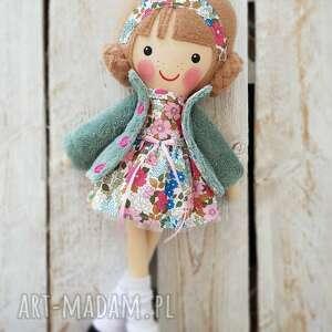 Malowana lala agatka lalki dollsgallery lalak, przytulanka