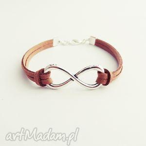 brown infinity, bransoletka, nieskończoność