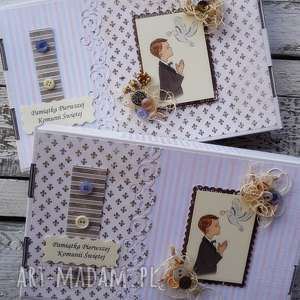 handmade scrapbooking kartki pudełko na zdjęcia