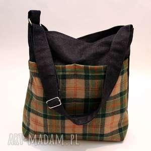 ręcznie wykonane torebki