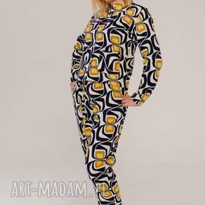 piżama długa vintage, piżama, zcisze domowe, noc, retro, life style