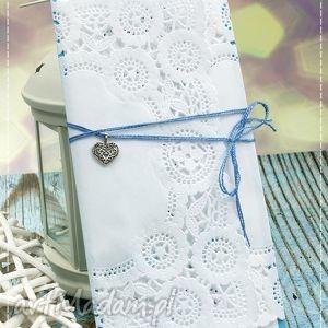 zaproszenia na ślub perfect love - winter, ślub, wesele, serwetka, ażurowa