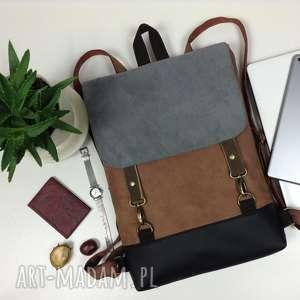 mawert plecak na laptopa, plecak, plecak-na-laptopa, mini-plecak, miejski-plecak
