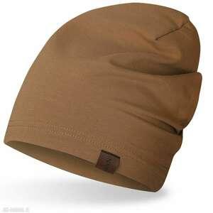 czapki czapka smerfetka, wiosenno-jesienna, krasnalka, czapka, dresowa