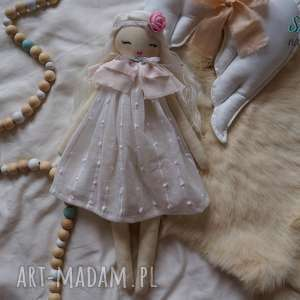 Lalka #212, lalka, szmacianka, przytulanka, personalizowana, ekolalka, domekdlalalek