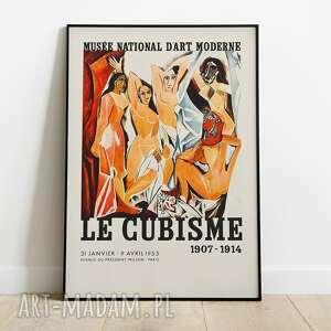 Le corbusier, plakat wystawowy 50x70 plakaty pas de lart