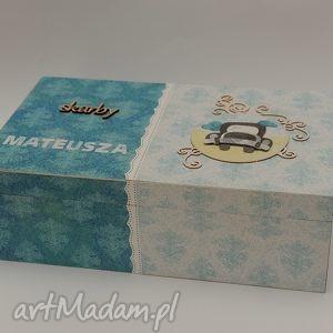 pudełka drewniane pudełko na skarby maluszka, pudełko