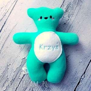 Prezent Personalizowany miś - przytulanka, miś, personalizacja, imię, dziecko