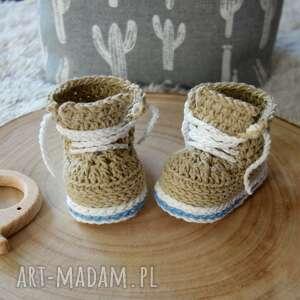 trampki stanford, buciki, trampki, prezent, dla dziecka, niemowlaka