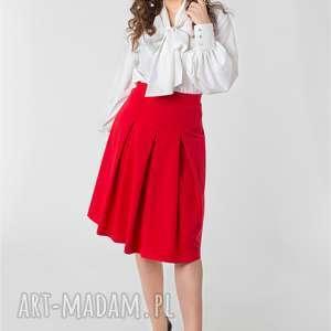 Spódnica w kontrafałdy rozmiar od 34 do 42 kolory, kontrafałdy, spódnica, midi