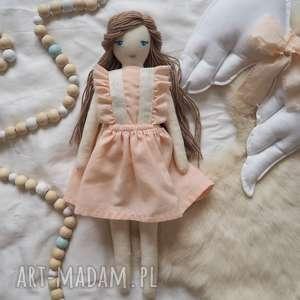 Lalka #214, lalka, przytulanka, szmcianka, personalizowana, domek-dla-lalek