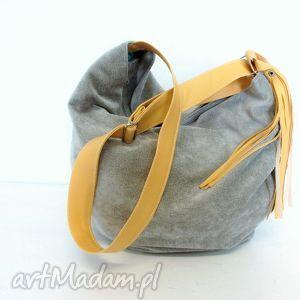 ręcznie wykonane torebki hobo
