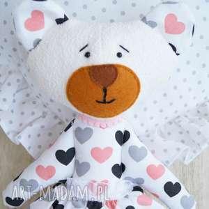 kuferek-malucha miś maskotka przytulanka, dziecko, zabawka, kocyk