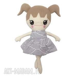 Bawełniana Lalka LALALILA - Poofy Cat, lalka, laleczka, lala, szmaciana, bawełniana,