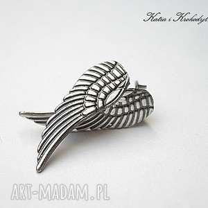 Angel - kolczyki, srebro, skrzydełka
