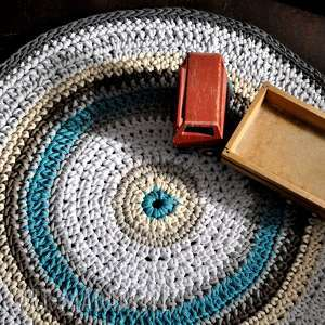 dziecięcy dywanik, dom dziecko, dywan sznurek, pokój