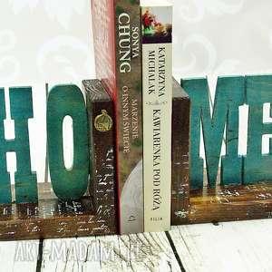 dekoracje podpórki pod książki - home, podpórki, podstawki, drewno, na