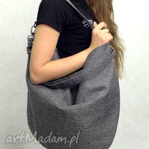 hand-made torebki hobo xxl brudny harry