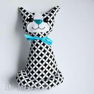 ręcznie wykonane zabawki kotek miau - teo 25
