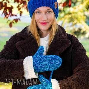 rękawiczki morskie otchłanie, na zimę, sznurku, ciepłe