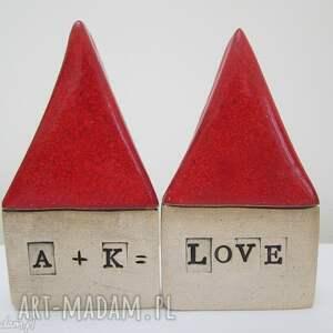Prezent Spersonalizowane domki dla zakochanych, walentynki, zakochani, prezent,