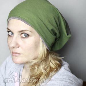 ręcznie zrobione czapki unisex