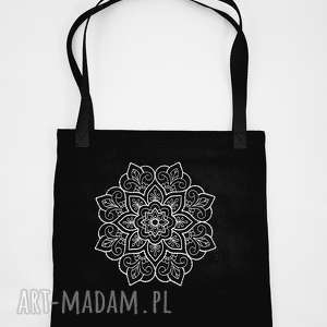 handmade na ramię torebka mandala