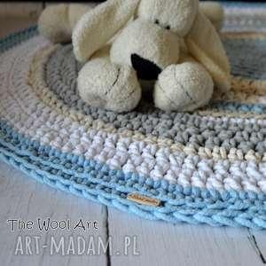 hand-made pokoik dziecka dywanik zamówienie. Maria
