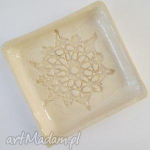 fusetka ceramiczna, na, fusy, talerzyk, ceramiczny, pojemnik, biżuterię