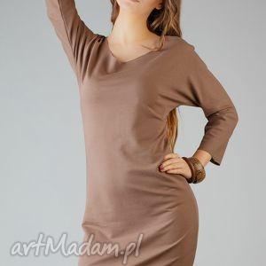 Sukienka kami 8 sukienki tessita wygodna, swobodna, midi, modna,
