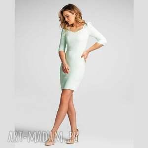 sukienki sukienka xenia super mini seledyn