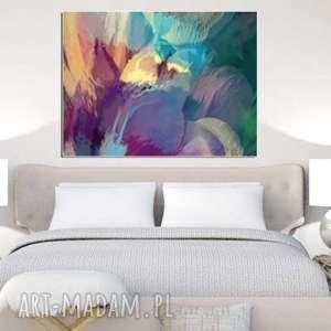 obraz na płótnie, 60 x 80, abstrakcja, elegancki minimalizm, do salonu