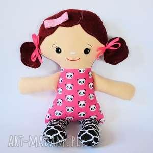 Cukierkowa lala - Wandzia 40 cm rez. p. Potocka, lalka, panda, dziewczynka