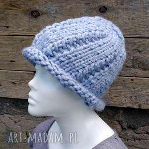 czapka melville - czapka, gruba, zimowa, oryginalna, prezent, kobieca