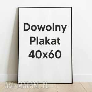dowolny plakat 40x60, 40x60 plakaty